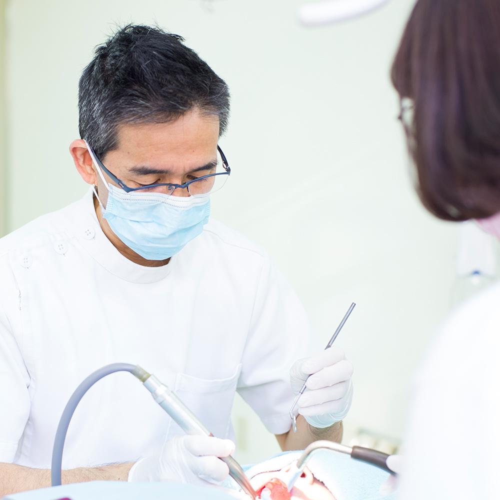 ソエダ歯科診療所 診療科目